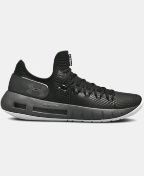 New Arrival  Men's UA HOVR™ Havoc Low Basketball Shoes  2  Colors Available $130