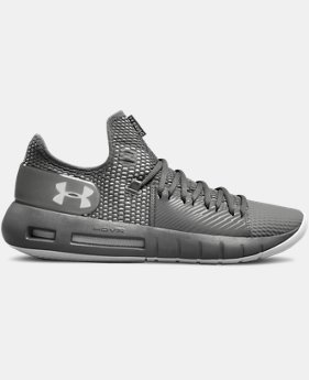 New Arrival Men's UA HOVR™ Havoc Low Basketball Shoes  1  Color Available $105