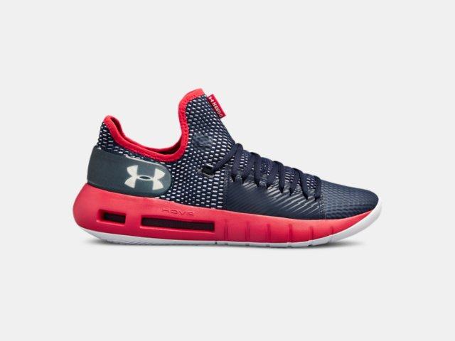 Men s UA HOVR™ Havoc Low Basketball Shoes  b25fcd33e04