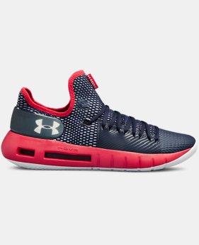 Men's UA HOVR™ Havoc Low Basketball Shoes  2  Colors Available $105
