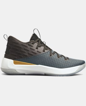 Men's UA Lightning 5 Basketball Shoes  1  Color Available $100