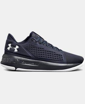 Men's UA Torch Low Basketball Shoes  1  Color Available $80