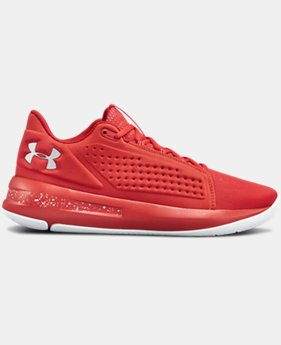 New Arrival Men's UA Torch Low Basketball Shoes  1  Color Available $80