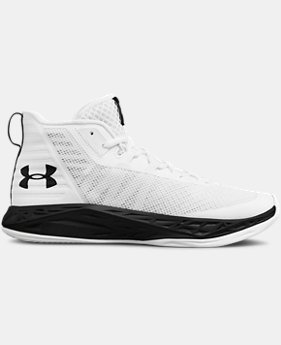 Women's UA Jet Mid Basketball Shoes   $90
