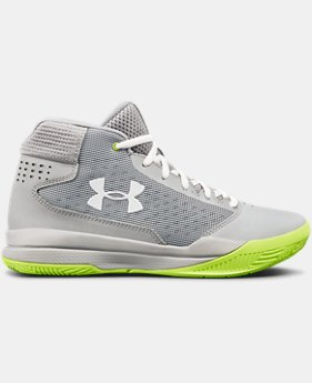 Women's UA Jet 2017 Basketball Shoes  1 Color $52.49