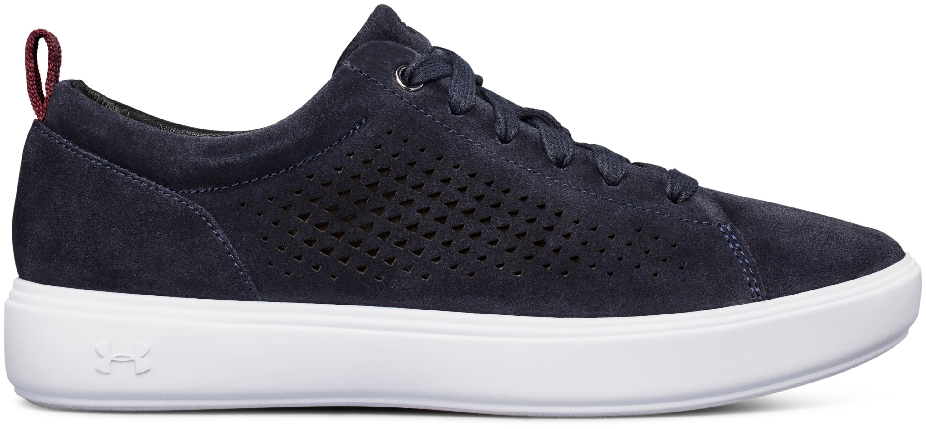 Women's UAS Capeside Low - Suede Shoes, UAS NAVY