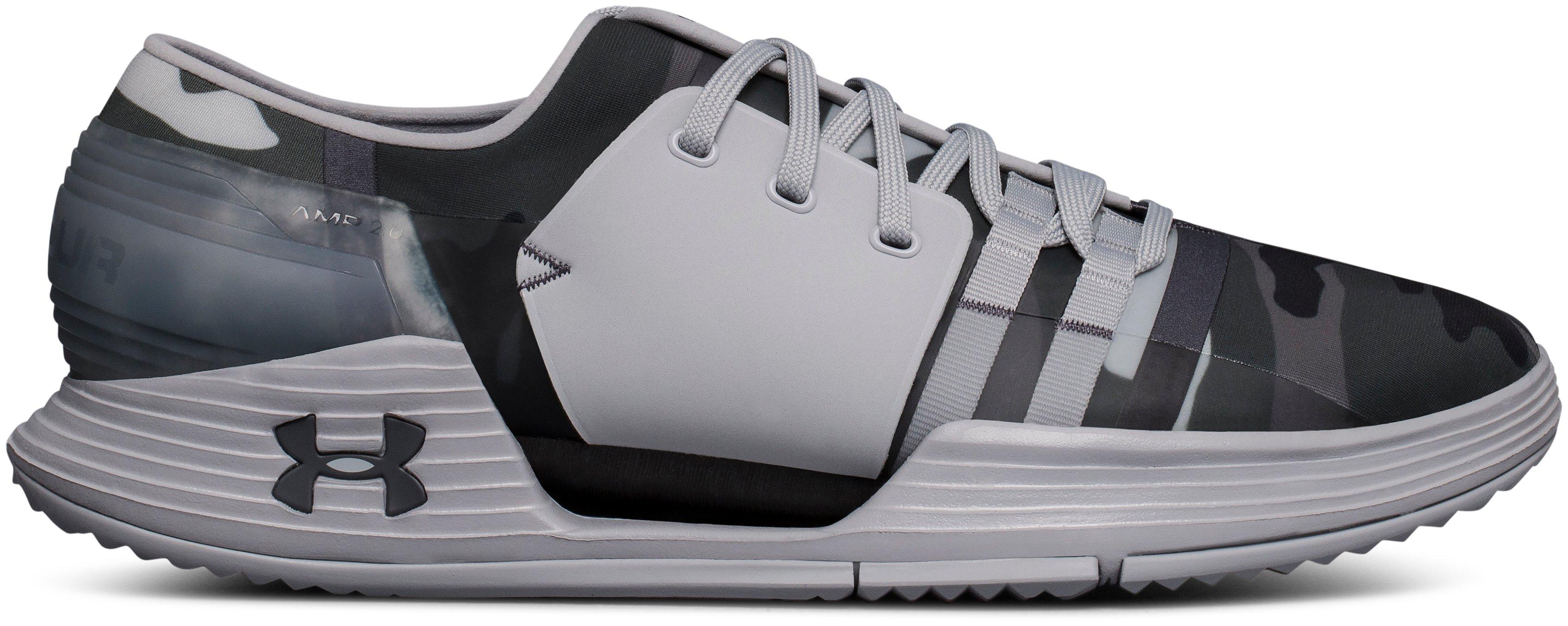 Men's UA SpeedForm® AMP 2.0 Valor Training Shoes, 360 degree view