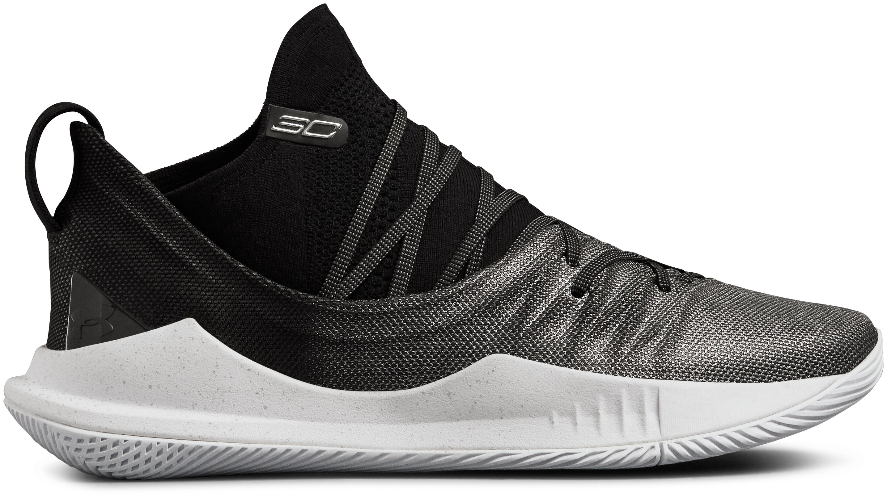 UA Curry 5 Basketball Shoes, 360 degree view