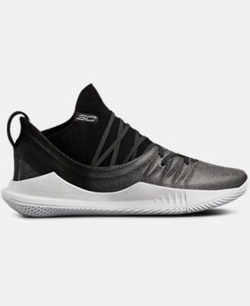 Men's UA Curry 5 Basketball Shoes  3  Colors Available $130