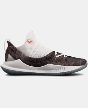 Men's UA Curry 5 Basketball Shoes FREE U.S. SHIPPING 0  Color Available $130