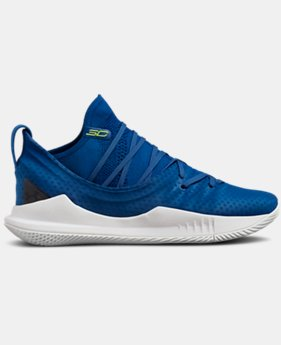 Men's UA Curry 5 Basketball Shoes  5  Colors Available $130