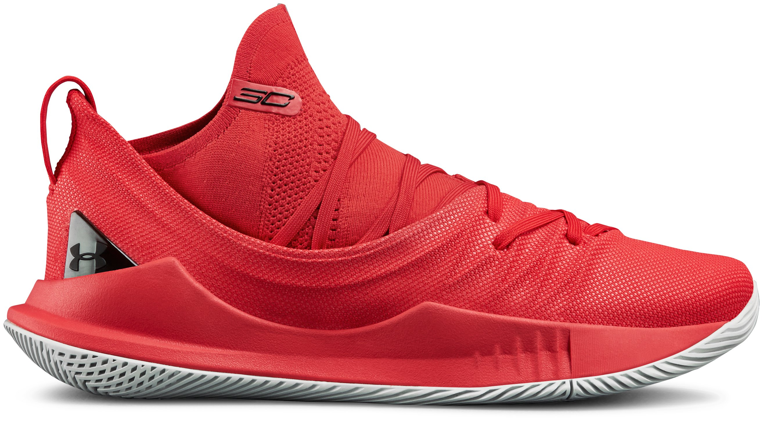 Men's UA Curry 5 Basketball Shoes, Pierce,