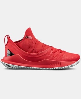 Men's UA Curry 5 Basketball Shoes  2  Colors Available $160