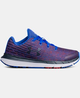 Boys' Pre-School UA X Level SplitSpeed Running Shoes  1  Color Available $68