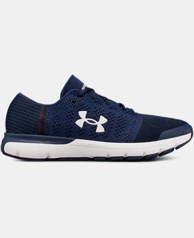 Men's UA SpeedForm® Gemini Vent Running Shoes  1  Color Available $150