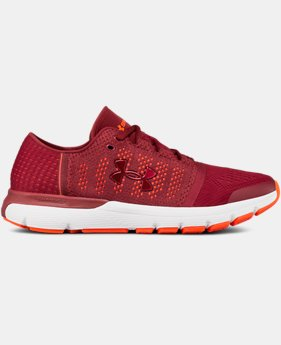 New Arrival Men's UA SpeedForm® Gemini Vent Running Shoes  1  Color $120