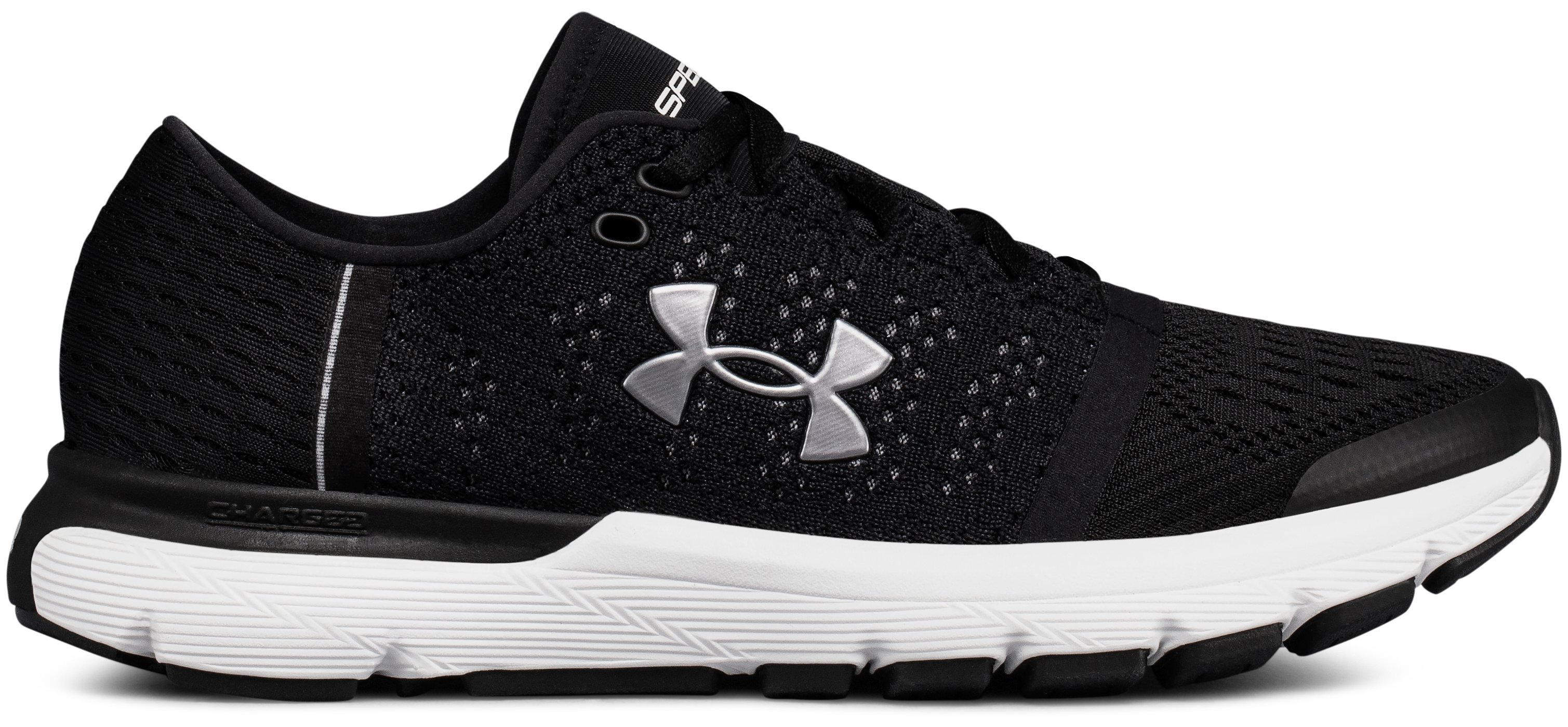 Women's UA SpeedForm® Gemini Vent Running Shoes, Black