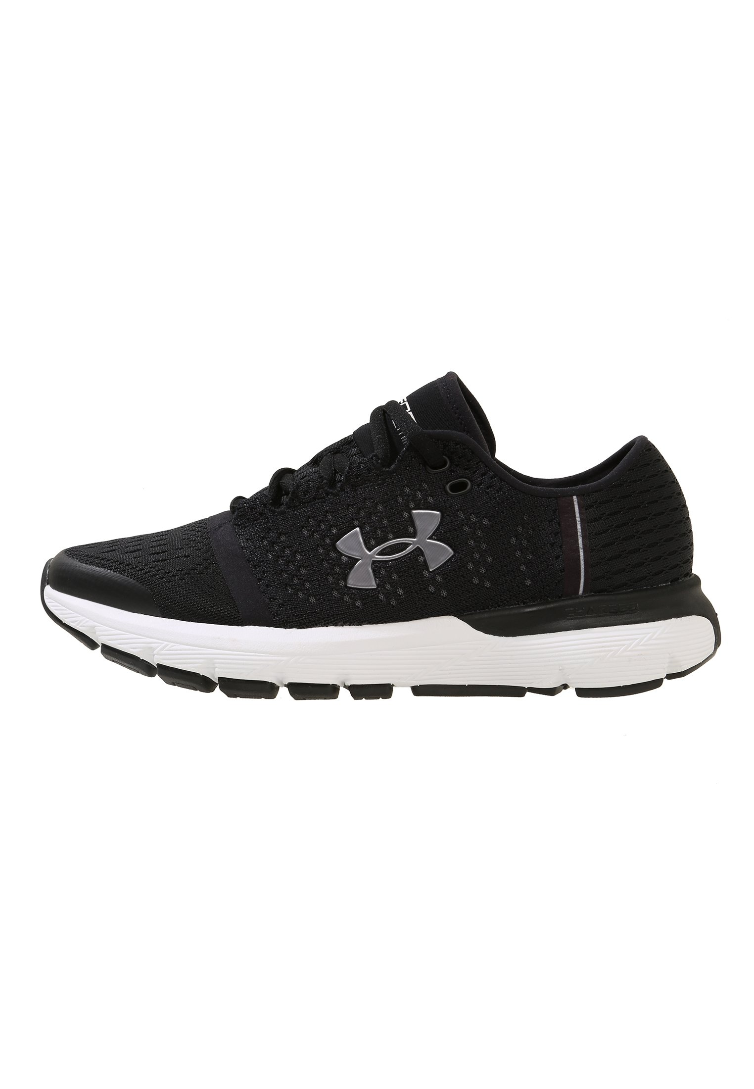 Women's UA SpeedForm® Gemini Vent Running Shoes, Black ,