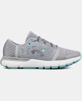 Women's UA SpeedForm® Gemini Vent Running Shoes   $120