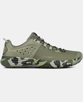 Men's UA BAM Valor Training Shoes  1 Color $85