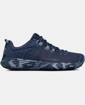 Men's UA BAM Valor Training Shoes  2 Colors $85