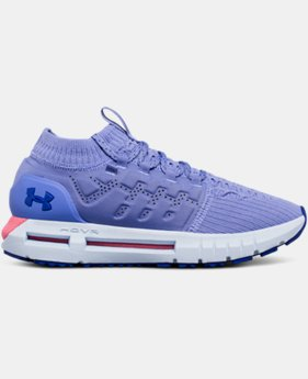 Girls' Grade School UA HOVR Phantom Running Shoes  1  Color $100