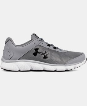 New Arrival Men's UA Micro G® Assert 7 Running Shoes  1  Color $70