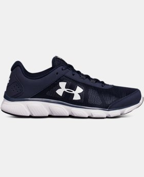 Men's UA Micro G® Assert 7 Running Shoes  1  Color Available $85
