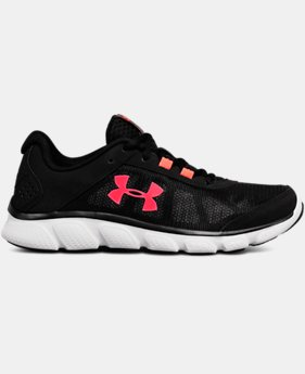 New Arrival Women's UA Micro G® Assert 7 Running Shoes  2  Colors $70