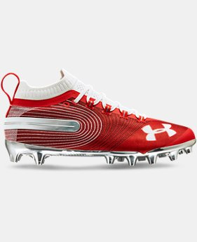 Men's UA Spotlight MC Football Cleats   $110