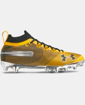 Men's UA Spotlight MC Football Cleats  1  Color Available $110