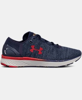 Women's UA Charged Bandit 3 – USA Edition Running Shoes  1  Color Available $100