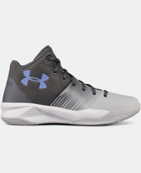 Girls' Grade School UA Surge Running Shoes  1  Color Available $33