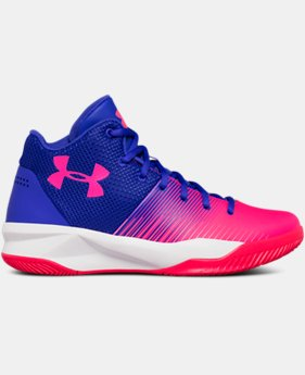 Girls' Grade School UA Surge Running Shoes  2  Colors $55