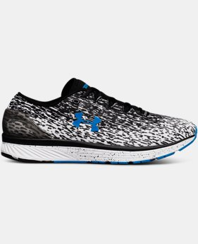 New Arrival Men's UA Charged Bandit 3 Ombre 2E Running Shoes   $100