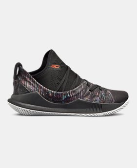Grade School UA Curry 5 Basketball Shoes 9 Colors Available $140