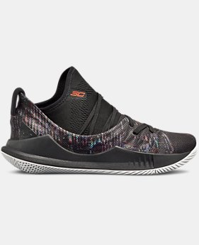 Best Seller Grade School UA Curry 5 Basketball Shoes  8  Colors Available $110