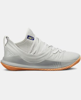 Boys' Grade School UA Curry 5 Basketball Shoes  1  Color Available $110