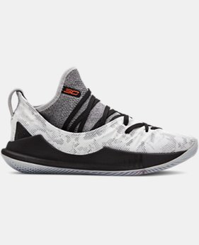 Boys' Grade School UA Curry 5 Basketball Shoes  7  Colors Available $110