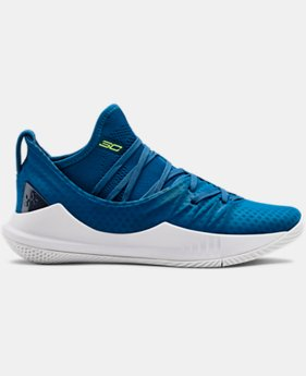 Boys' Grade School UA Curry 5 Basketball Shoes  7  Colors Available $140
