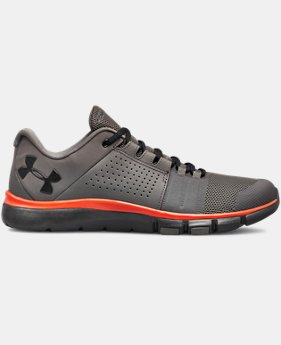 Men's UA Strive 7 Running Shoes  4  Colors Available $70