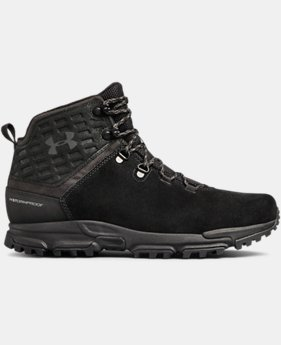 Men's UA Brower Mid WP Trail Shoes  1  Color Available $120