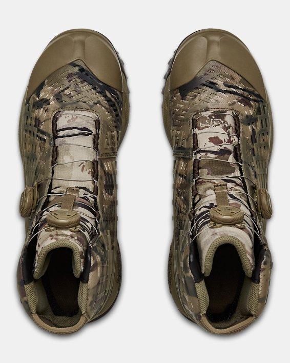 Men's UA CH1 GORE-TEX® Hunting Boots, Brown, pdpMainDesktop image number 2