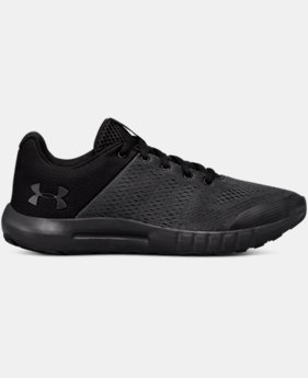 Boys' Grade School UA Pursuit  5  Colors Available $60