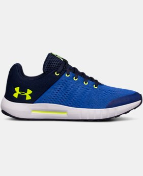 New Arrival Boys' Grade School UA Pursuit  1 Color $60