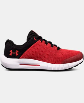 New to Outlet Boys' Pre-School UA Pursuit  1  Color Available $41.25