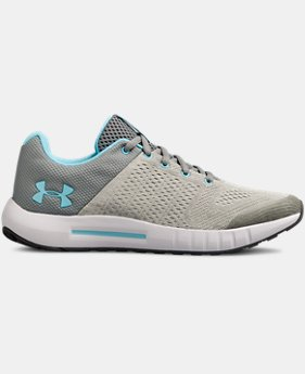 Girls' Grade School UA Pursuit  3  Colors Available $75