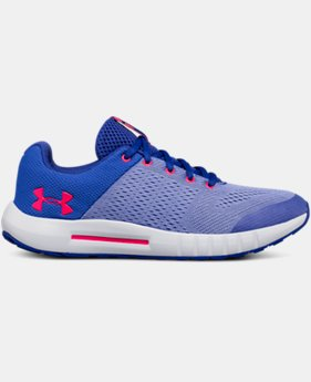 Girls' Grade School UA Pursuit  2  Colors $60