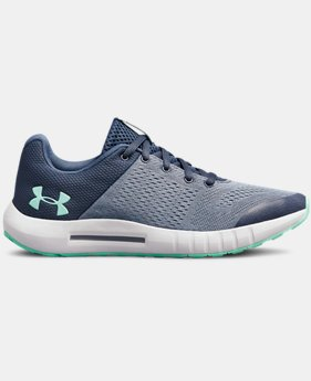 Girls' Grade School UA Pursuit LIMITED TIME ONLY 4  Colors Available $42