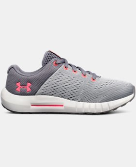 Girls' Pre-School UA Pursuit  1  Color Available $55